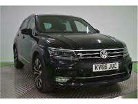 2016 Volkswagen Tiguan TDI BlueMotion Tech R-Line SUV Diesel Automatic