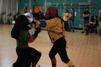 Swordfighting Classes in Southern Ontario (Hamilton to Niagara)