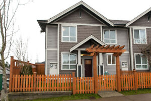 OPEN HOUSE TODAY 2-4pm!!  End Row Home-4 bedrooms up!