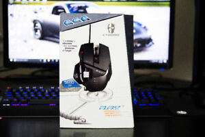 Mad Catz Cyborg RAT 7 Gaming Mouse