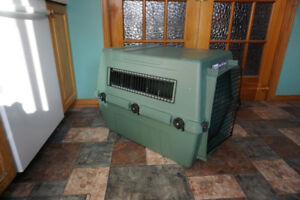 Cage chien  Petmate Deluxe Vari Kennel