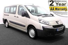2010(10) PEUGEOT EXPERT 1.6 HDi TEPEE LWB LOW FLOOR WHEELCHAIR ACCESSIBLE