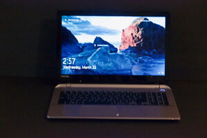 "PC Laptop Toshiba 17"" /  2014 Model / Quad Core i5 / 8GB Ram 750"