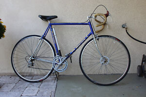 BIANCHI EDOARDO RARE BLUE VINTAGE BICYCLE 1970's