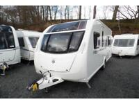 2012 Swift Challenger Sport 514 4 berth caravan