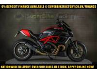 2011 61 DUCATI DIAVEL CARBON 1200CC 0% DEPOSIT FINANCE AVAILABLE