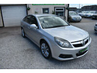 VauxhallVectra 1.8i VVT SRI 5 DOOR SILVER 2008 MODEL +BEAUTIFUL ORIGINAL CAR+