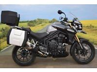 Triumph Tiger Explorer 1215 **Triumph Luggage, ABS, Heated Seats**