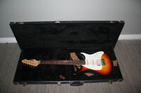 Peavy Guitar with Hard Case