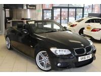 2011 61 BMW 3 SERIES 2.0 320D M SPORT 2D 181 BHP DIESEL