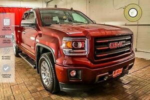 2014 GMC Sierra 1500 SLE Double Cab Std Box 4WD 3SA