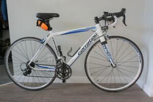 2014 Corratec Dolomiti 105 Road Bike - Size Medium