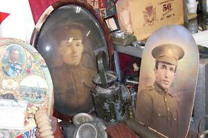 LARGE militaria collection for sale Cornwall Ontario image 1