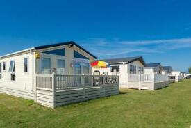 Luxury Lodge Whitstable Kent 3 Bedrooms 8 Berth Willerby Cadence 2015 Seaview