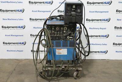 Miller Syncrowave 250 250 Acdc Tig Welder 1ph