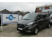 Ford Transit Custom 2.0TDCi 130PS Double Cab-in-Van 320 L2H1 Limited