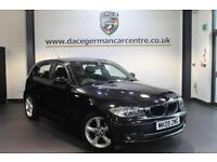 2009 09 BMW 1 SERIES 2.0 118D EDITION ES 5DR 141 BHP DIESEL