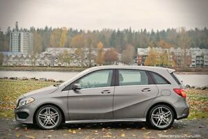 2017 Mercedes-Benz B-Class Sports Tourer