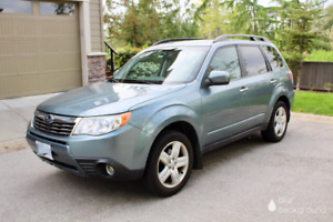 2010 2.5X Limited Subaru Forester