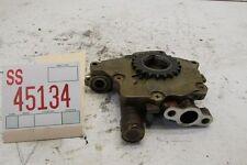 1996 INFINITI I30 3.0L 6CYL ENGINE MOTOR OIL PUMP ...