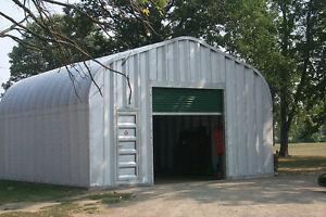 FUTURE STEEL building, model A20 - 20'W x 34'L x 16'H