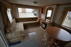 1999 Atlas Everglade 35x10 Static Caravan | 3 beds | ON or OFF SITE! Lovely Cond