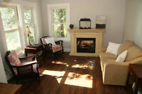 CENTRAL, WARM, INVITING AND LOVELY HOME! NO COOKIE CUTTER HERE!