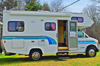 Small Motorhome for Sale