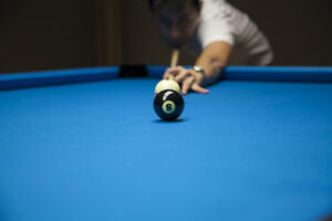 Private pool and billiards lesson $40 per hour Kitchener / Waterloo Kitchener Area image 1