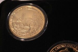 WILDLIFE SERIES III 24 K PLATED COINS (VIEW OTHER ADS) Kitchener / Waterloo Kitchener Area image 3