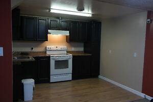 A room of 3bdrms basement