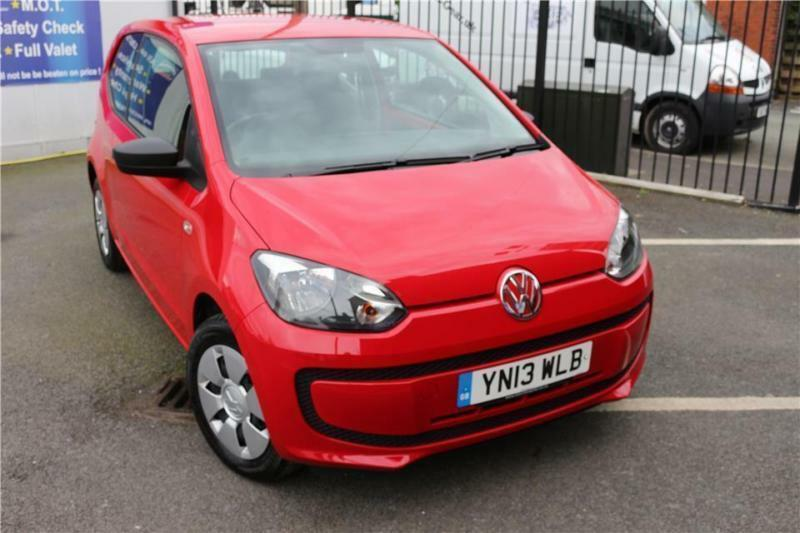2013 13 VOLKSWAGEN UP 1.0 TAKE UP 3D 59 BHP