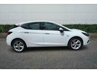 2020 Vauxhall Astra 1.2 Turbo 145 SRi Nav 5dr Hatchback Manual Hatchback Petrol