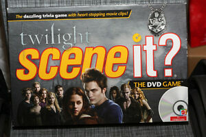 TWILIGHT Scene It? The DVD Game Cambridge Kitchener Area image 1