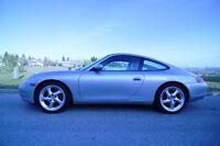 2000 Porsche 911 6 speed PSM