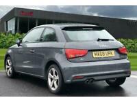 2018 Audi A1 Sport Nav 1.4 TFSI 125 PS 6-speed Hatchback Petrol Manual
