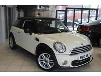 2012 61 MINI HATCH COOPER 1.6 COOPER 3D 122 BHP