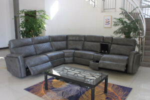 POWER RECLINER :SECTIONAL SOFA ON DEAL