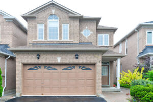 Stunning 5+1 Bdrms Detached Home Located In The Heartland Area