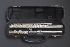 Used Yamaha Flute in Good Condition