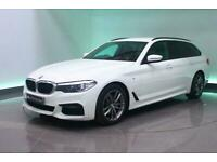 2019 BMW 5 Series 2.0 520d M Sport Touring Auto xDrive (s/s) 5dr Estate Diesel A