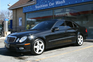 2009 Mercedes-Benz E-Class 350 4 Matic Sedan