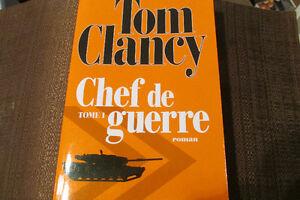 CHEF DE GUERRE TOME 1 ET 2