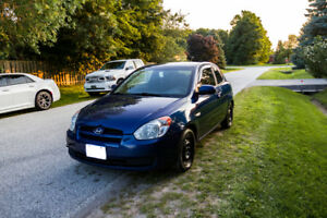 2010 Hyundai Accent Manual - MUST SEE