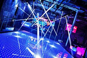 LED FLOORING - WEDDINGS, CORPORATE EVENTS, DANCE FLOOR