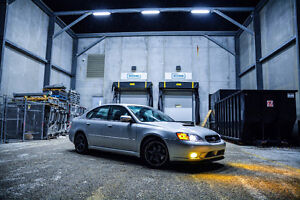 2005 Subaru Legacy GT Limited Stage 1 - lots of prev maint done!