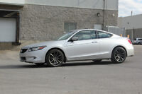 2008 HONDA ACCORD COUPE EX-L V6 AVEC MAGS+ NEGOCIABLE