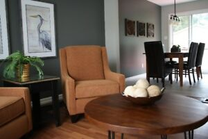Better than a hotel.  Short term house rental in Chalk River