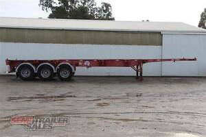 SN#170534 - 2007 CIMC 40FT Skel Semi Trailer with 3 Way Pins Bendigo Bendigo City Preview