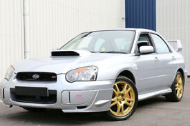 Subaru Impreza Performance Pack WRX STi UK CAR!! genuine low miles!! unmolested!